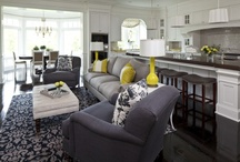 Kitchen/Living Room / by Amy Holcomb