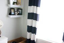 Boys bedroom / Inspiration board