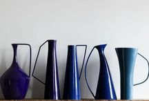 things / furniture, ceramic and glass