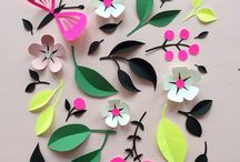 Projects | Paper Art