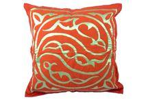 Cushion patchwork خدادية خيامية / خدادية خيامية