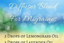 Doterra Diffuse Blends / Diffuse Blends