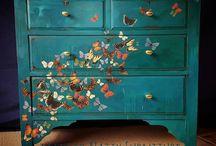Κομοδινο πεταλουδες