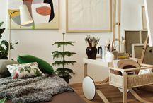 art studio / by Treasure Frey
