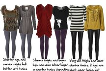 Dressing Tips and Vocabulary