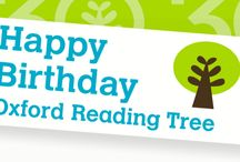 Oxford Reading Tree 30th Birthday / Oxford Reading Tree is 30 and still growing with the times. Join in our birthday celebrations and make this a year to remember!