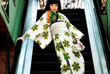 Komono / Japanese traditional clothes