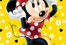 Louca por Minnie e Mickey