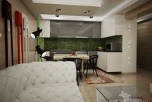 small living room design by dizen / small living room design by dizen  www.dizen.ro