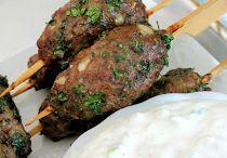 Greek meats