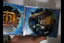 Unboxing metal cd`s