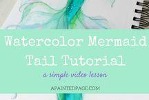 Mermaid Markers