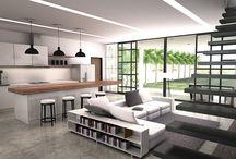 INTERIOR DESIGN: residential