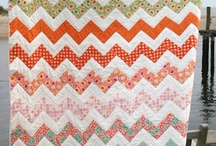 Chevron Quilts / by Susan Moroney