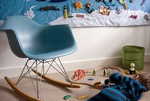 Baby & Kid Room Ideas...FOR WAY LATER! / by Amelia Fischer