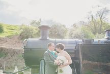 Railway Weddings
