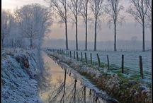Sneeuw / Landschap
