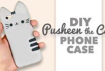 case na telefon / DIY case na telefon
