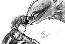 HTTYD / by Andy Caballero