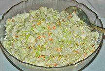 Salads! / by Samantha Rader