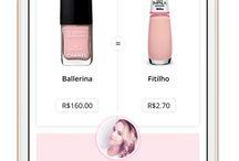 Beauty / Aplicativo que encontra esmaltes mais baratos! http://www.blogdaju.com.br/2016/10/esmaltes-mais-baratos-aplicativo-beleza.html