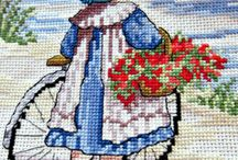 Wyszywanki / Cross Stitch