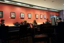Cafe Einrichtungs Inspirationen