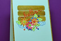 Sarah (Sazzle Dazzle Crafts) For Uniko Studio / Cards by Sarah @ Sazzle Dazzle Crafts Made For & Using Uniko Studio Products