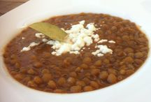 Greek Lentil Soup - Fakies