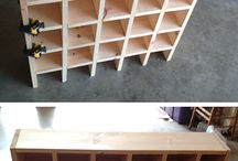Craft Room Spaces and Ideas
