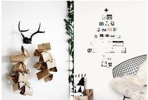 Weihnachtsdekoration und Bastelideen