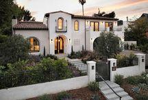 Spanish Styled Homes