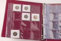 Albumes Monedas Filober