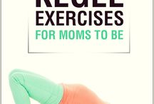 Prego workout / by Elise Miller-Dupuy