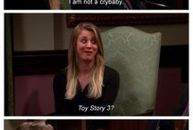 Bazinga! / The best of The Big Bang Theory... / by Samantha Bieleski
