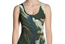 WOMEN TANK - TOP / This body hugging tank top is a must have!