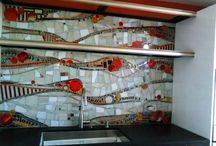 mosaic balcon