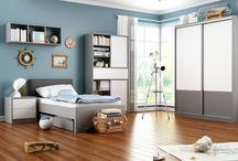 Meble młodzieżowe / Teenage Furniture / Meble młodzieżowe powinny być funkcjonalne, estetyczne, ale także przyjazne - mają wspomagać pierwsze kroki w zdobywaniu wiedzy i zapewnić satysfakcję oraz radość z użytkowania na długie lata. Więcej: http://www.meblik.pl/kolekcje/meble-mlodziezowe/