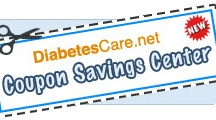 Coupon Savings Center / Welcome to the DiabetesCare.net Coupon Savings Center. Here you'll find ways to save immediately on your prescription medications, laboratory and imaging services, health and nutrition products, as well as everyday household groceries and products.  / by DiabetesCare