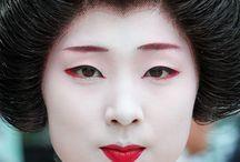Memoirs of Geisha  / beautiful inspiration for Geisha hair