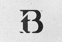 DESIGN // Brand ID // Monogram / Monogram Identity