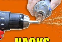Hacks, cordless drill