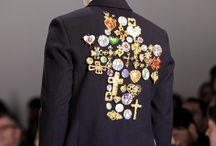 Marvelous Male Duds / runway and ready to wear clothing and accessories for dapper gents.