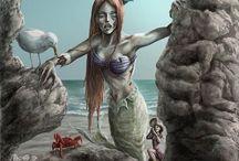 zombie princezny