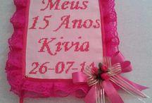 Cadernos Decorados para Casamento, Aniversário, Maternidade...