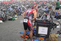 Triathlon Race Strategy