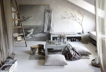 ID - misc Interiors / by Cristy Baker
