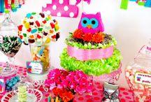 Birthday ideas (Summer turns 1) / by Jennifer Gambito Schmeisser