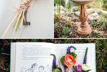 Christina Wedding Ideas: Secret Garden Theme / Secret Garden Wedding Theme / by Lora Hogan