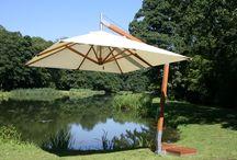 Umbrellas / Cantilever to Markets
